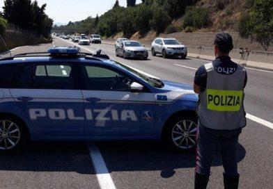 Intensificati i controlli della Stradale in A1, A14 e Tangenziale di Bologna