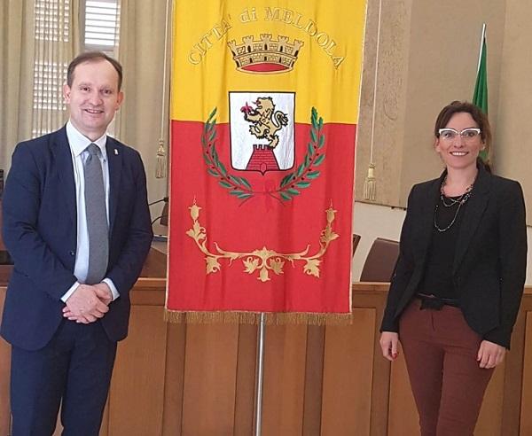 Roberto Cavallucci e Jennifer Ruffilli